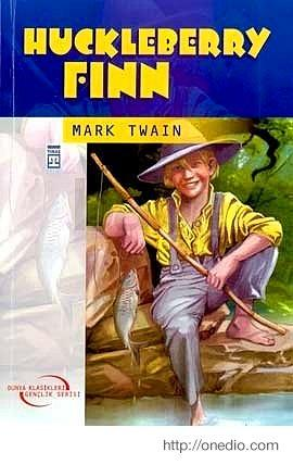 4. Huckleberry Finn'in Maceraları – Mark Twain
